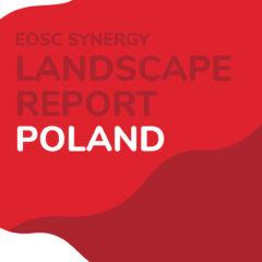EOSC Landscape reports Poland