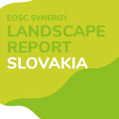 EOSC Landscape reports Slovakia