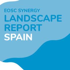 EOSC Landscape reports Spain
