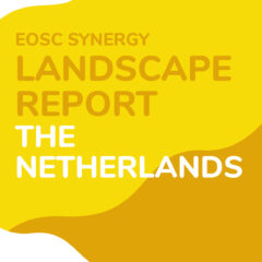 EOSC Landscape reports The netherlands